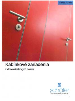 Katalóg sanitárnych priečok- DTD